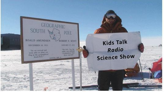 Bob Barobza, ICEAXE, Doug Stoup, Antarctica, South Pole