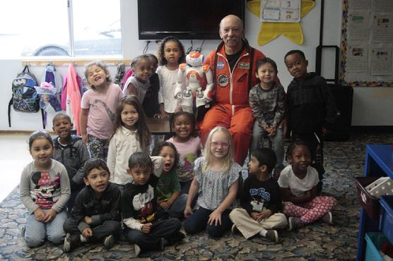 Bob Barboza PreSchool Robotics Program